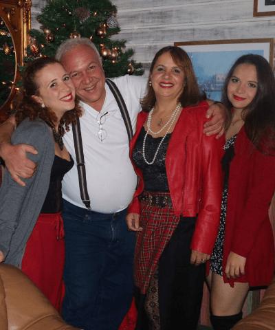 Família Contipelli Pousada Alto da Boa Vista Campos Jordão
