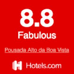 Selo Hotels Awards Pousada Alto da Boa Vista