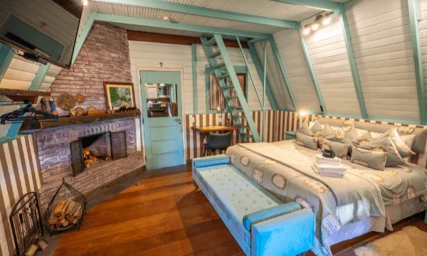 hotel com banheira e lareira em campos dos jordão interior de são paulo